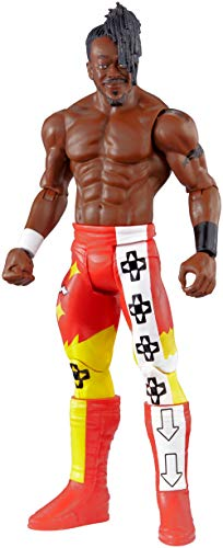 WWE Kofi Kingston Action Figure (Best Wwe Figures 2019)