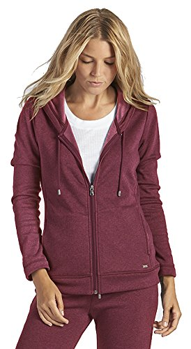 UGG Womens sarasee con capucha chaqueta Lonely Hearts Heather