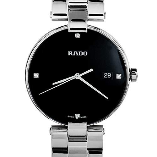 Rado Coupole L Women's Quartz Watch R22852703 (Woman Rado Watch)