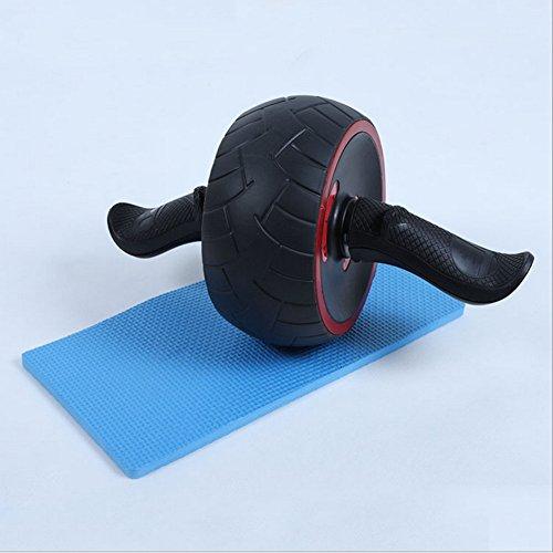 Abdominale Roue Ronde AB Rouleaux Pour Core Formateur Taille Bras Force Exercice Presse Gym Accueil Fitness Equipement