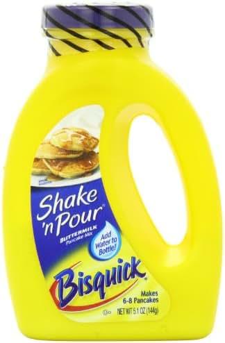 Betty Crocker Bisquick Shake n' Pour