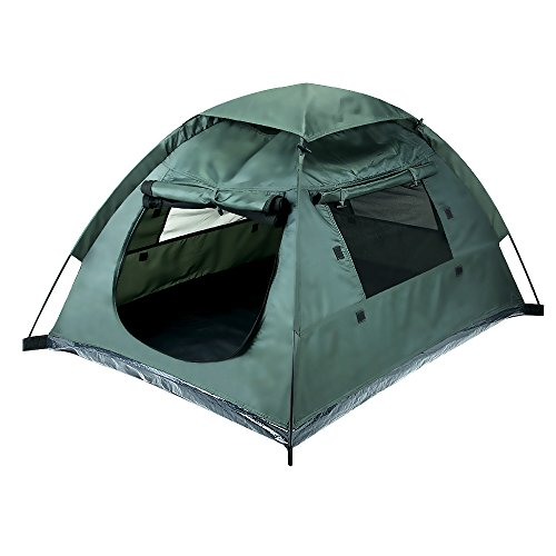 Lumsing Portable Folding Outdoor C&ing product image  sc 1 st  ReviewTap & The Best Pop Up Tent For Dogs - See reviews and compare
