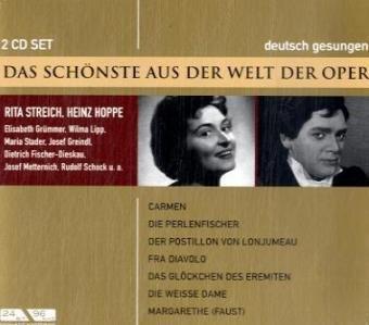 Arien Vol. 1 (Das Schönste aus der Welt der Oper / deutsch gesungen)