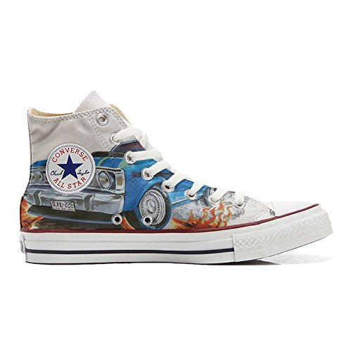 Chaussures Star Mixte Coutume Artisanal Adulte Chevrolet All produit Converse qOgES