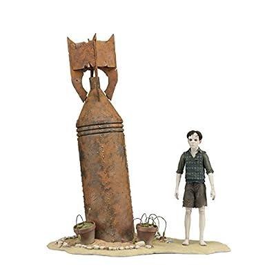 """NECA - Guillermo Del Toro Signature Collection – 7"""" Scale Action Figure – Santi (The Devil's Backbone): Toys & Games"""