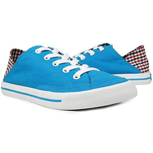 Sneaker Bassa Del Fondale Delle Donne Del Burnetie