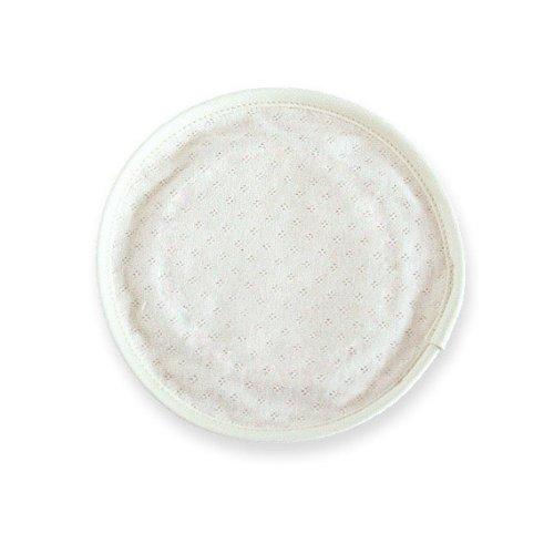 "4.9"" Pure Cotton Reusable Breastfeeding Pads / Cloth Nursing Pads - 3 Pairs (6 Pieces)"