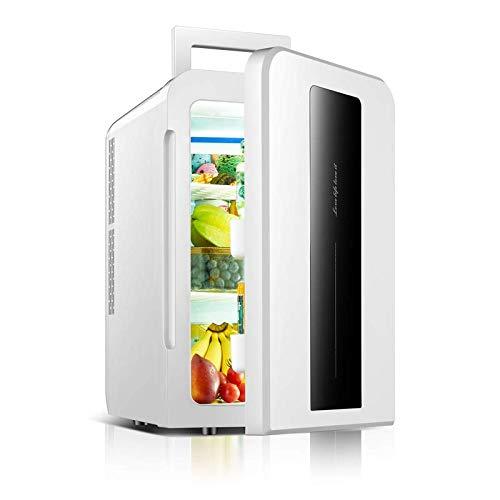 QJJML Refrigerador para AutomóVil, Mini Compartimiento PortáTil ...
