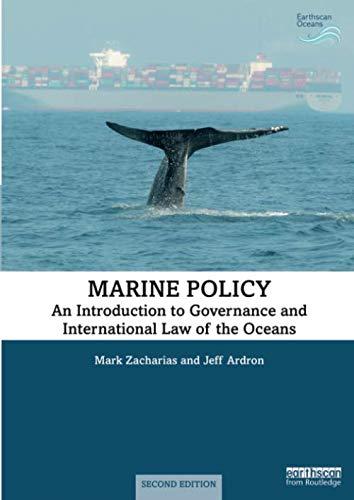 Marine Policy  Earthscan Oceans