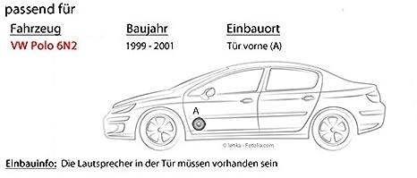 Audio System CO 165 EVO | 16cm Lautsprecher - Einbauset für VW ...