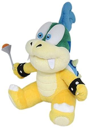 """Little Buddy Serie Super Mario Larry Koopa 7 """"Peluche"""