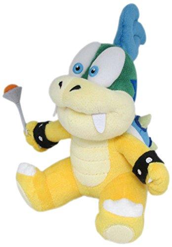 Little Buddy Super Mario Series Larry Koopa 7'' Plush by Little Buddy (Image #1)