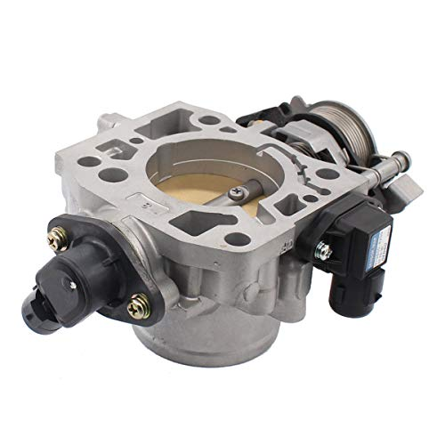 Throttle Body W/Sensors Assembly For Honda Accord With Cruise Control 1998 1999 2000 2001 2002