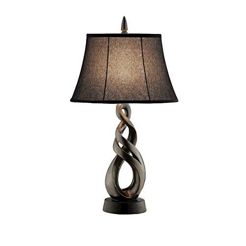 (Stein World Furniture Variel Table Lamp, Gunmetal)