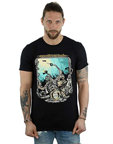 Absolute Cult A Perfect Circle Men's The Depths T-Shirt Black Medium from Absolute Cult
