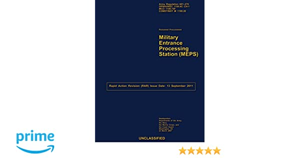Amazon com: Military Entrance Processing Station (MEPS