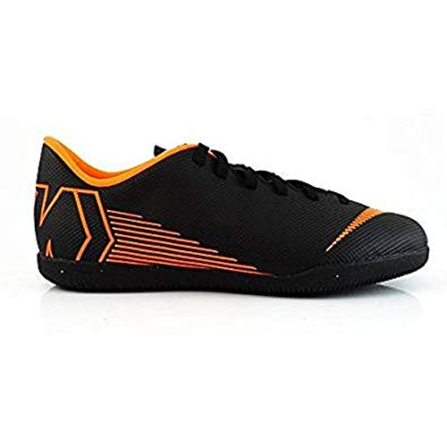 Adults Fitness Black w Orange Ic Unisex Total Club 081 Shoes Multicoloured Vaporx NIKE 12 57Ynzxx
