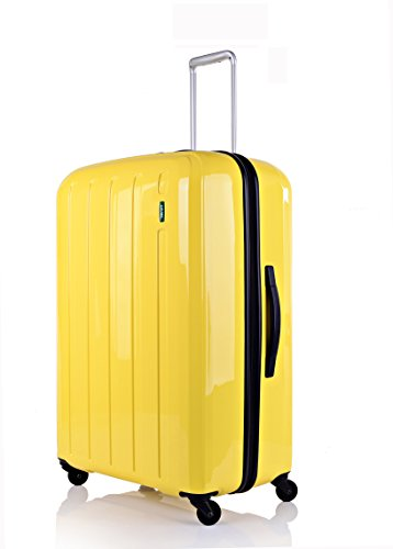 lojel-lucid-large-spinner-luggage-yellow-one-size