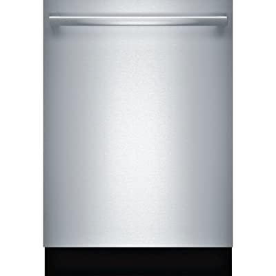 "Bosch 800 Series SHX68T55UC Fully Integrated Built-in Dishwasher 24"" in Stainless Steel"