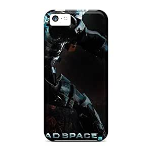 Iphone Case - Tpu Case Protective For Iphone 5c- Deadspace 2