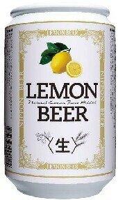 天然レモン果汁入り レモンビール(缶)