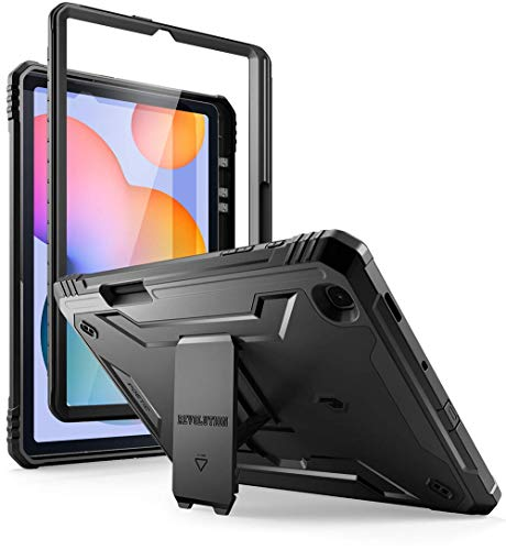 Funda de cuerpo completo para Samsung Galaxy Tab S6 Negra
