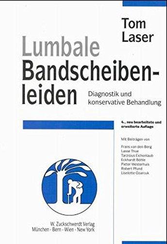 Lumbale Bandscheibenleiden  Diagnostik Und Konservative Behandlung