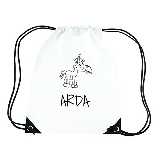 JOllipets ARDA Turnbeutel Sport Tasche PGYM5158 Design: Pferd