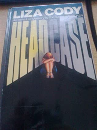 book cover of Head Case