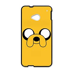 Yellow Lovely Snoop Dogg Cell Phone Case for HTC One M7