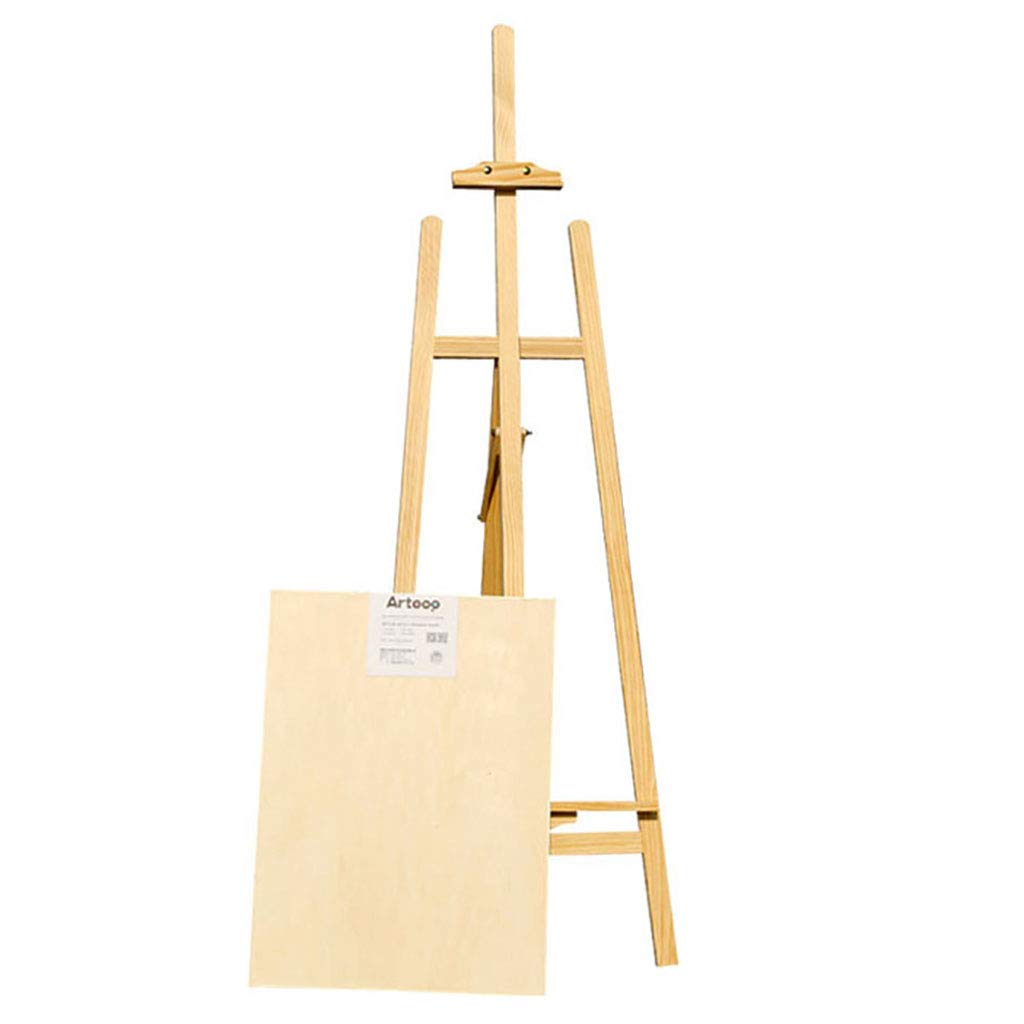 イーゼル アートボードのイーゼルは、スケッチを描画する4Kの描画ボード大人のブラケットソリッドウッドの木製イーゼル多機能油絵のフレームスケッチイーゼル子供の絵画 Height (サイズ さいず さいず : Height -145cm) Height Height -145cm B07GYQCVS3, 足寄町:ca2b2183 --- ijpba.info