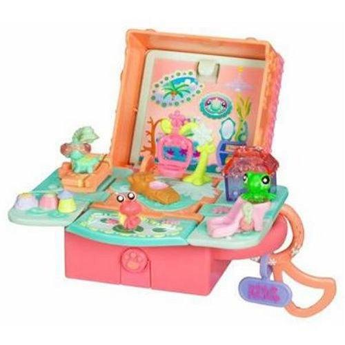 Hasbro Littlest Pet Shop Teeniest Tiniest Pet Shop - Reptiles (Littlest Pet Shop Mini Figures)