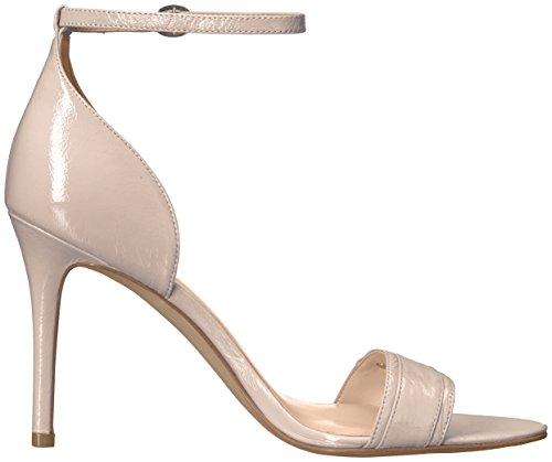 Nine West Vrouwen Matteo Patent Jurk Sandaal Off White