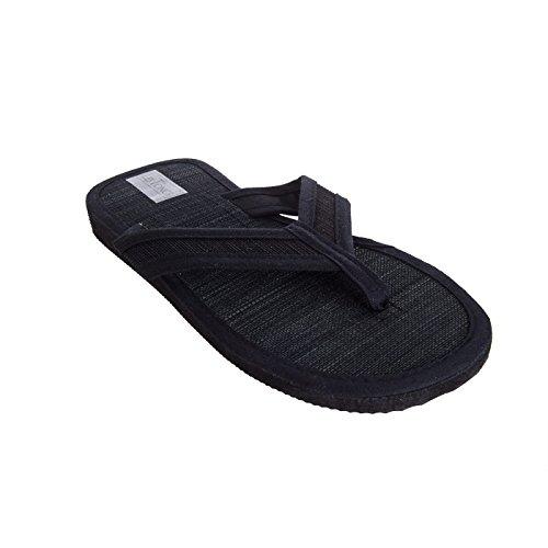 Sonnenscheinschuhe® Zimtlatschen Saigon schwarz Gr. 35 - 46 NEU Sandalen Zimt