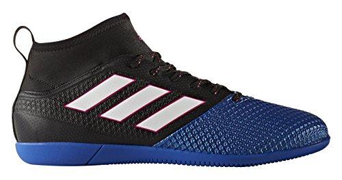 adidas Herren Ace 17.3 Primemesh in für Fußballtrainingsschuhe Schwarz (Negbas/ftwbla/azul)