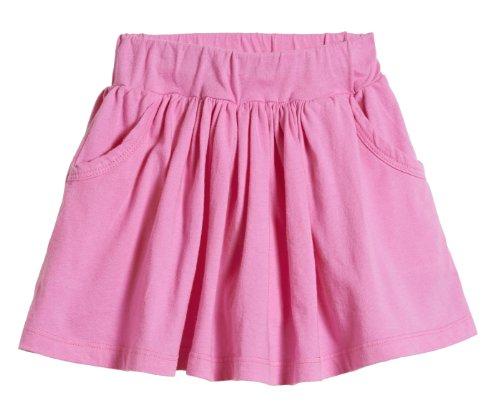 City Threads Girls' Skort 100% Cotton for School, Sports, Running, Tennis, Golf
