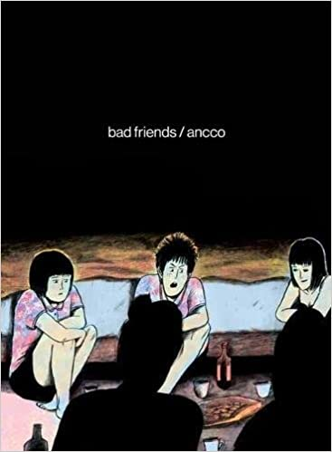 Buy Bad Friends Book Online at Low Prices in India   Bad