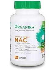 ORGANIKA NAC (N-ACETYL-L-CYSTEINE) 90 CAPS