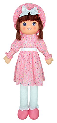 Anico Well Made Play Doll For Children Life Size Sweetie Mine, 43