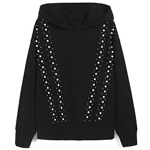 Long Three Button Cardigan (Lilicherry Women Knit Sweater for Women Cardigan Sweaters for Women B001-M)