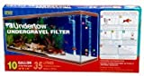 Penn Plax Undertow UG for 10-Gallon Aquariums