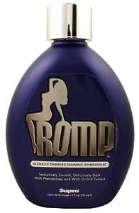 Supre Romp Aphrodisiac Indoor Tanning Salon Tan Lotion with Pheromones 12 fl oz 350mL e