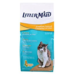 LitterMaid Premium Natural Clumping Cat Litter (LML100)