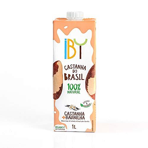 Bebida vegetal à base de Castanha-do-Brasil + Baunilha Iby Foods 1L