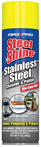 max-pro-steel-shine-stainless-steel-cleaner-17oz-cans-a-dozen