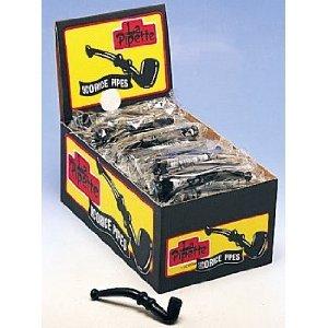 (Licorice Pipes: Black 60CT Box)