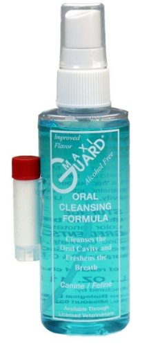Maxi-Guard Oral Cleansing Spray (118 ml)