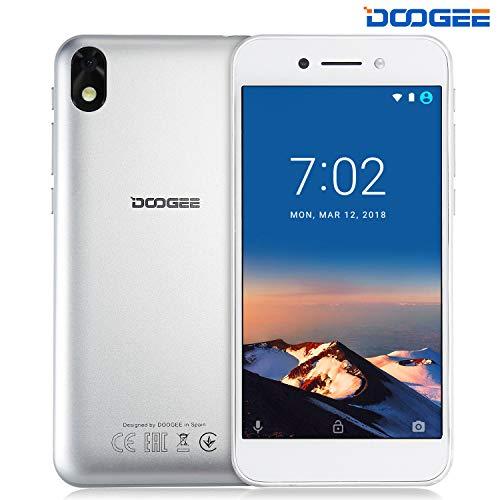 Unlocked Cell Phones, DOOGEE X11 GSM Dual SIM Unlocked Smartphone Android 8.1-2.5D Screen 5.0