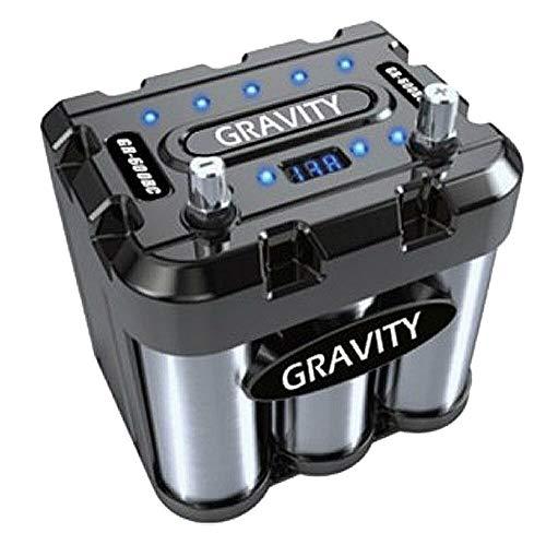 (GRAVITY 800 AMP CAR BATTERY CAPACITOR GR-800BC)