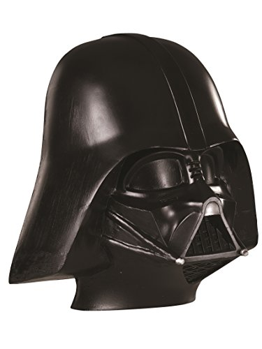 Star Wars 3 Revenge of the Sith Darth Vader 1/2 Mask]()